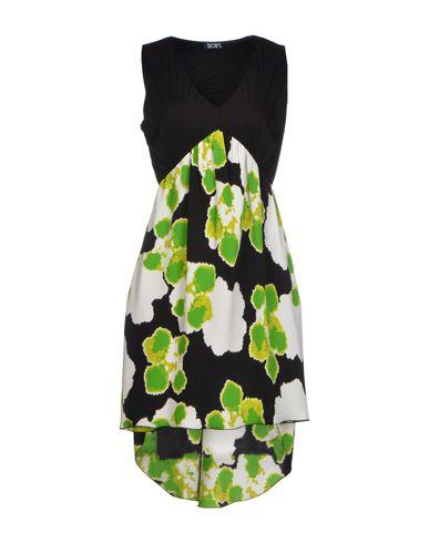 Фото SOPI Короткое платье. Купить с доставкой