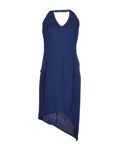 Фото AMNÈ Короткое платье. Купить с доставкой