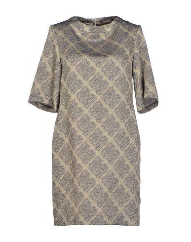 Фото LE MONT ST MICHEL Короткое платье. Купить с доставкой