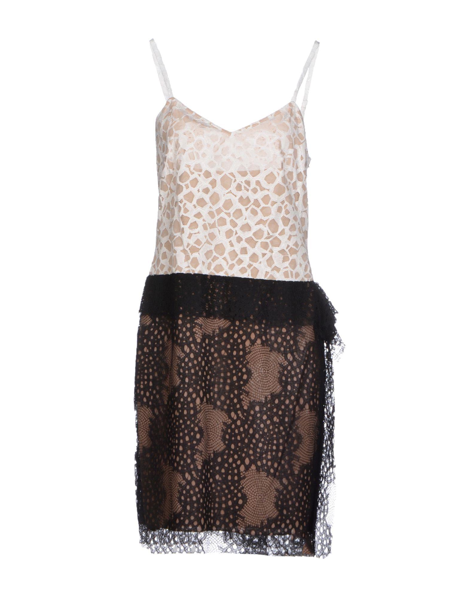 vera wang female vera wang short dresses