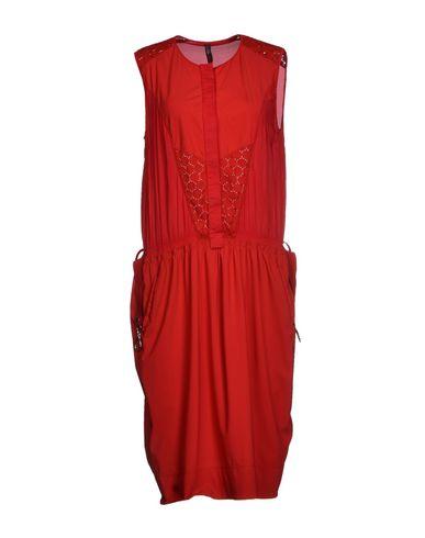 Фото HIGH TECH Платье до колена. Купить с доставкой