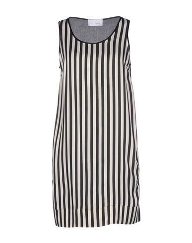 Фото PAOLO ERRICO Короткое платье. Купить с доставкой