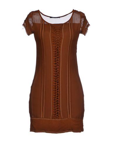 Фото PLEIN SUD JEANIUS Короткое платье. Купить с доставкой