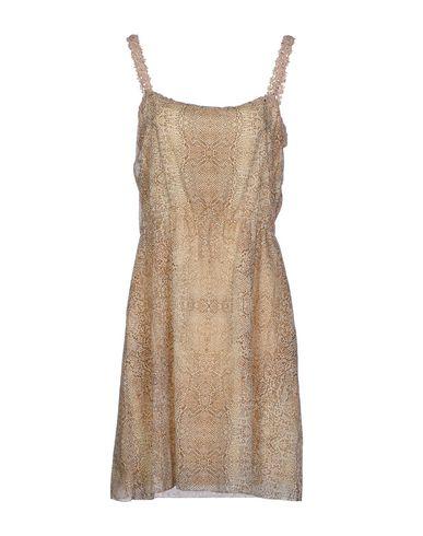 Фото KRISTINA TI Короткое платье. Купить с доставкой