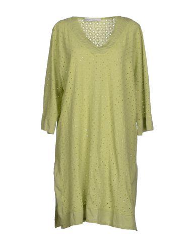 Фото LA FABBRICA del LINO Короткое платье. Купить с доставкой