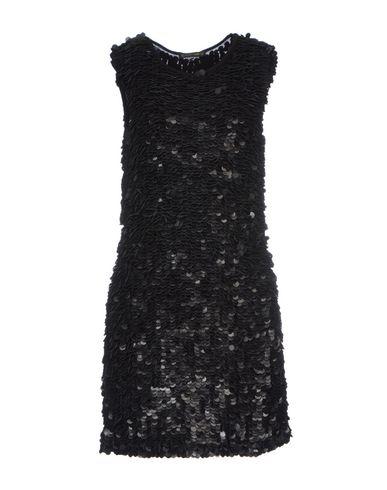Фото PLEIN SUD PAR FAYҪAL AMOR Короткое платье. Купить с доставкой