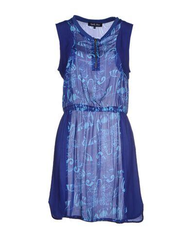 Фото APRIL MAY Короткое платье. Купить с доставкой