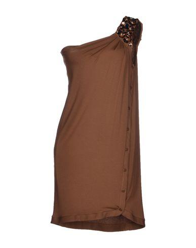Фото LE COEUR de TWIN-SET SIMONA BARBIERI Короткое платье. Купить с доставкой