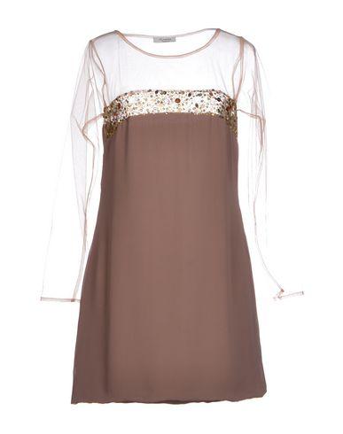 Фото LE RAGAZZE DI ST. BARTH Короткое платье. Купить с доставкой