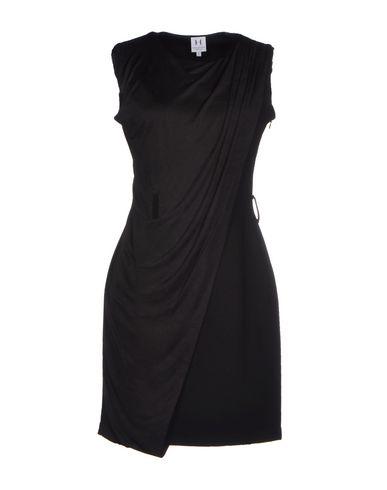 Фото HALSTON HERITAGE Короткое платье. Купить с доставкой