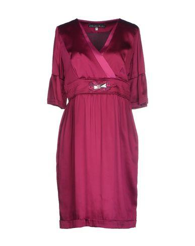Фото AMORIMIEI PAOLO PETRONE Короткое платье. Купить с доставкой