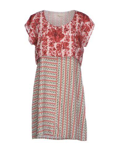 Фото TSHIRTERIE Короткое платье. Купить с доставкой