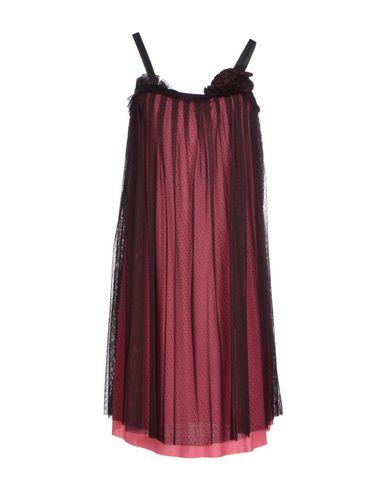 Фото ...À_LA_FOIS... Платье до колена. Купить с доставкой