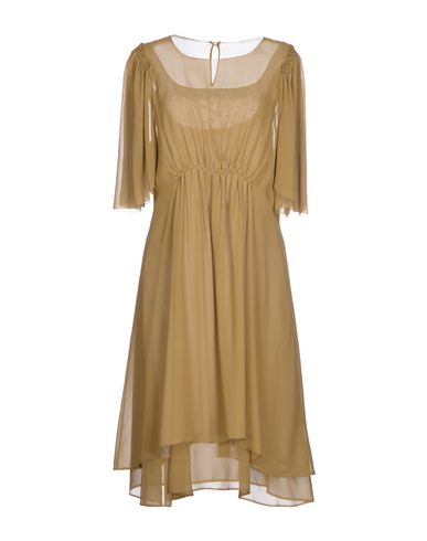 Фото SCHUMACHER Платье до колена. Купить с доставкой