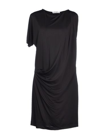 Фото ACNE STUDIOS Короткое платье. Купить с доставкой