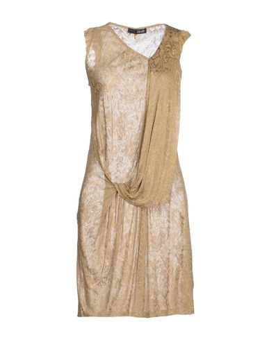 Фото LIU •JO Платье до колена. Купить с доставкой