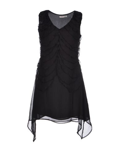 Фото POEMS Короткое платье. Купить с доставкой