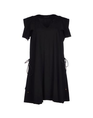 Фото PIERRE ANCY Короткое платье. Купить с доставкой