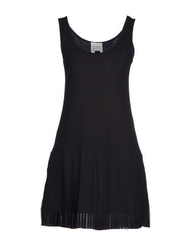 Фото EDWARD ACHOUR Короткое платье. Купить с доставкой