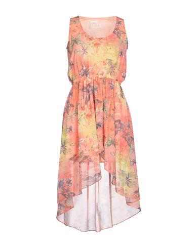 Фото MAISON ESPIN Короткое платье. Купить с доставкой