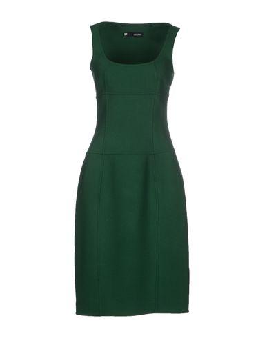 Фото DSQUARED2 Платье до колена. Купить с доставкой