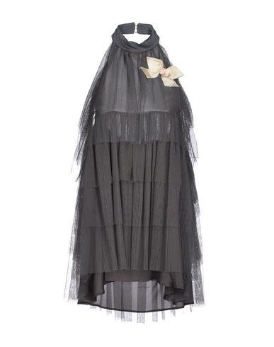 Фото MISS BORSALINO Короткое платье. Купить с доставкой