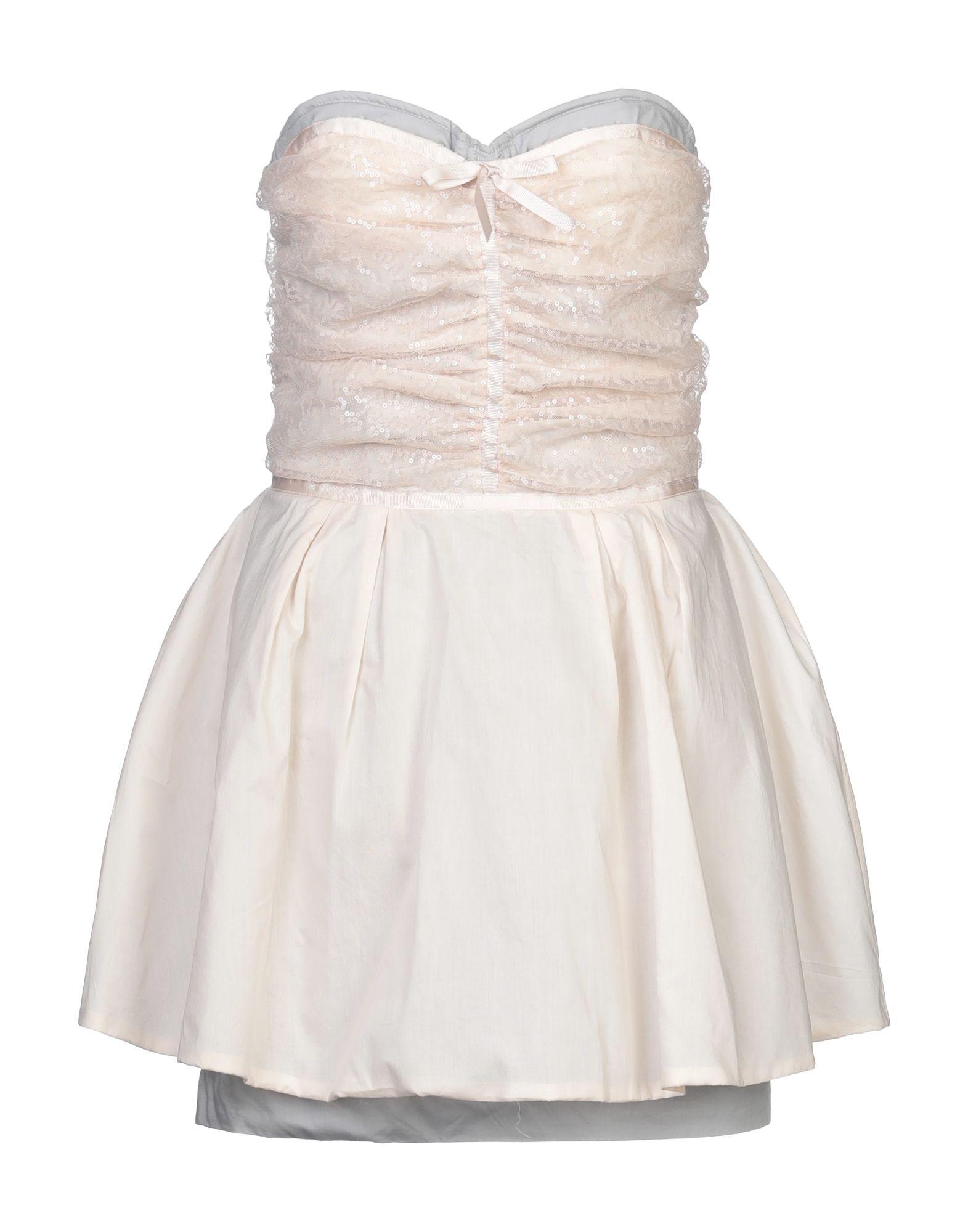 цена SILVIAN HEACH Короткое платье онлайн в 2017 году