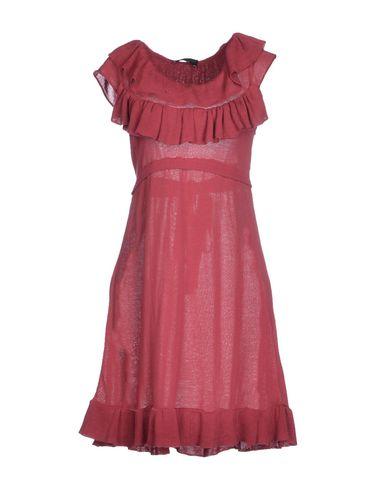 Фото WALTER BABINI Короткое платье. Купить с доставкой
