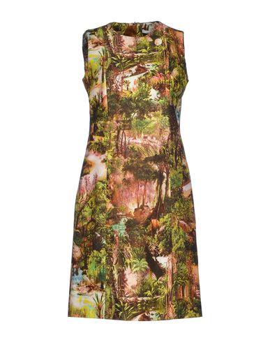 Фото CARVEN Короткое платье. Купить с доставкой