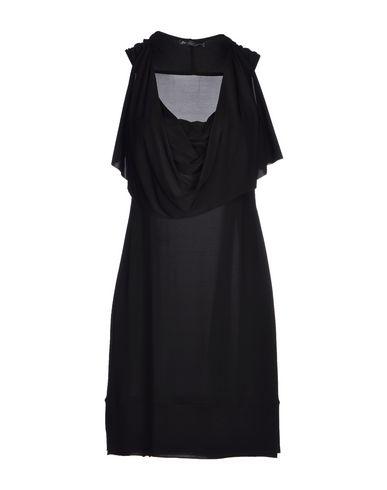 Фото DANIELE ALESSANDRINI Короткое платье. Купить с доставкой