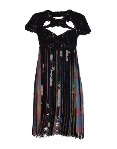 Фото ROBERTO CAVALLI Короткое платье. Купить с доставкой
