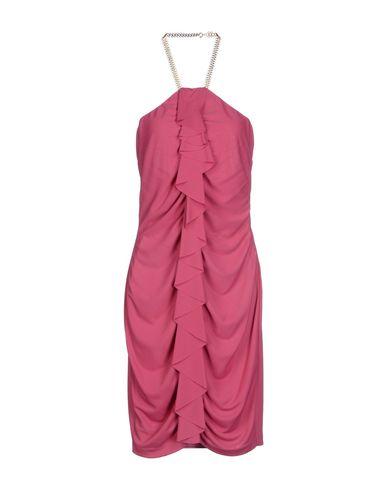 Фото GAI MATTIOLO JEANS Платье до колена. Купить с доставкой