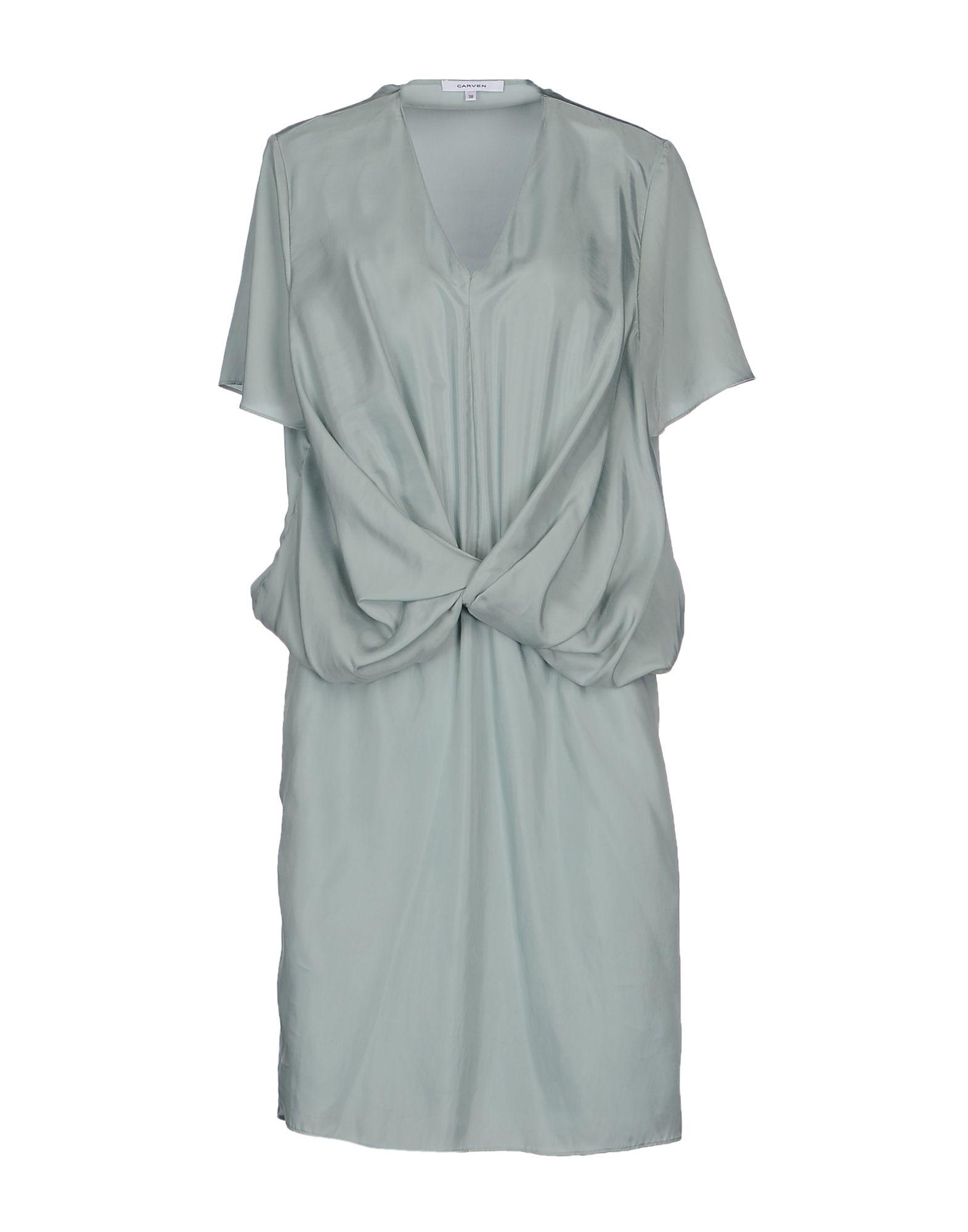 Фото - CARVEN Платье до колена carven платье до колена