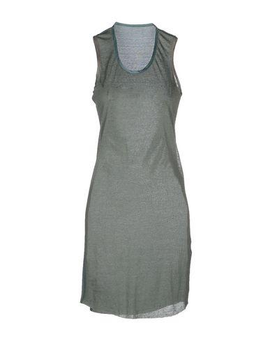 Фото ALESSANDRA MARCHI Короткое платье. Купить с доставкой