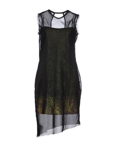 Фото DIESEL Платье до колена. Купить с доставкой