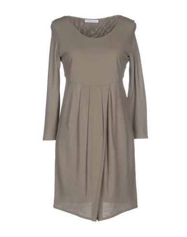 Фото LAMBERTO LOSANI Короткое платье. Купить с доставкой