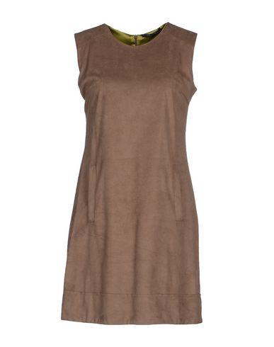 Фото BREBIS NOIR Короткое платье. Купить с доставкой