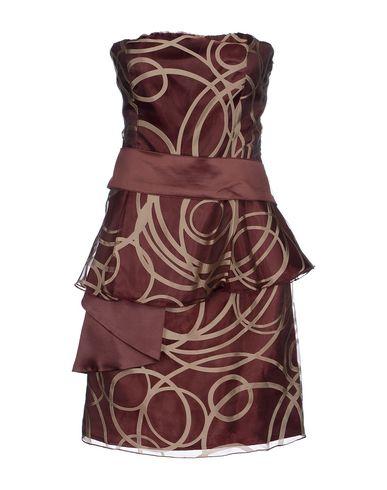 Фото VENENO EN LA PIEL Короткое платье. Купить с доставкой