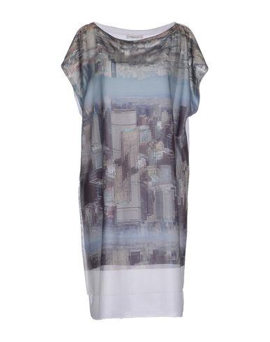 Фото AVIÙ Короткое платье. Купить с доставкой
