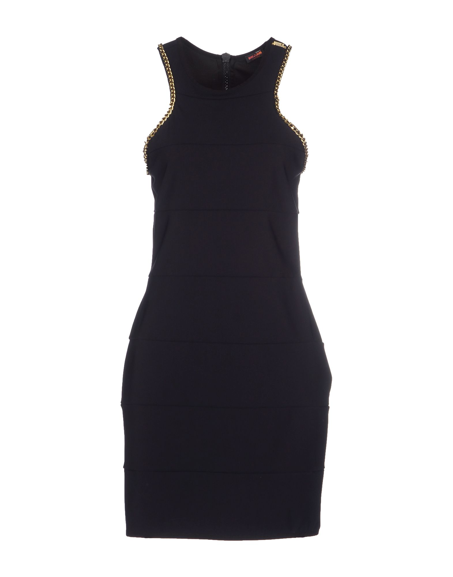 MET MIAMI COCKTAIL Damen Kurzes Kleid Farbe Schwarz Größe 6