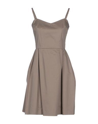 Фото TONELLO Короткое платье. Купить с доставкой