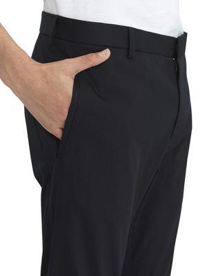LANVIN COTTON GABARDINE BIKER PANTS Pants U a