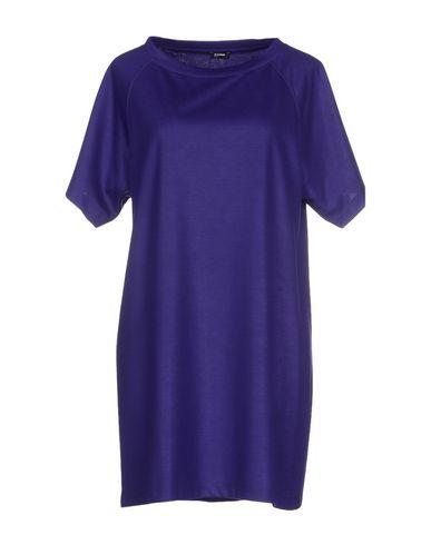 Фото JIL SANDER NAVY Короткое платье. Купить с доставкой