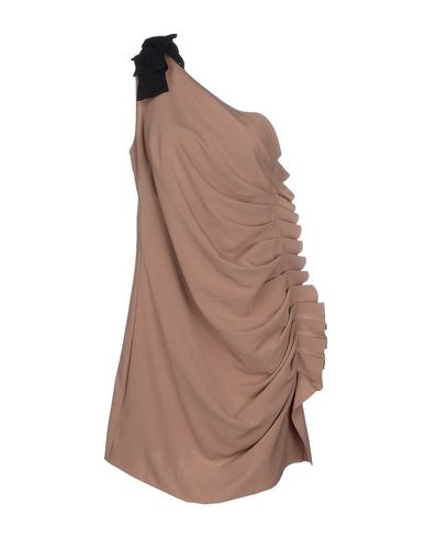 Короткое платье GOLD HAWK 34509032WI