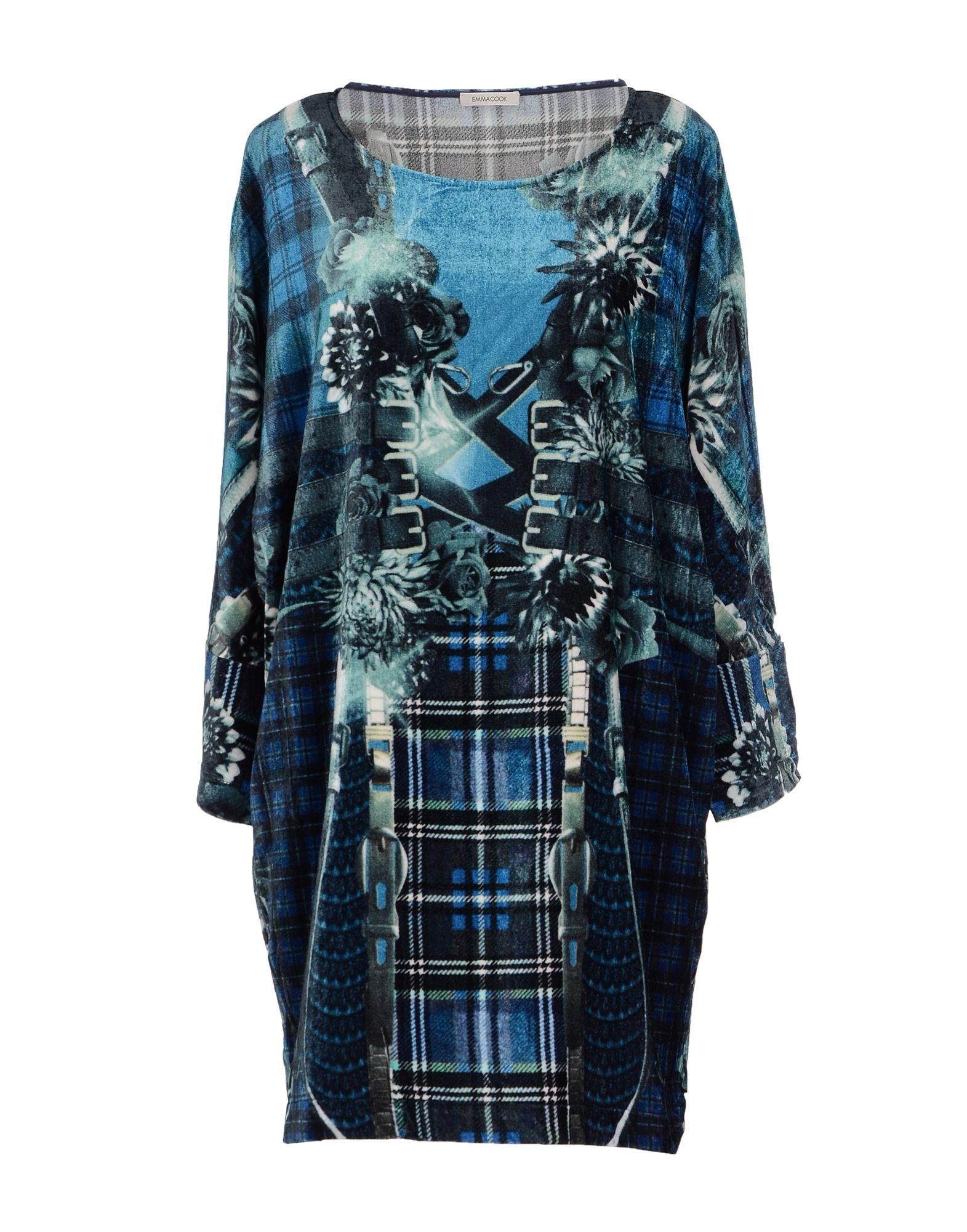 цена EMMA COOK Короткое платье онлайн в 2017 году