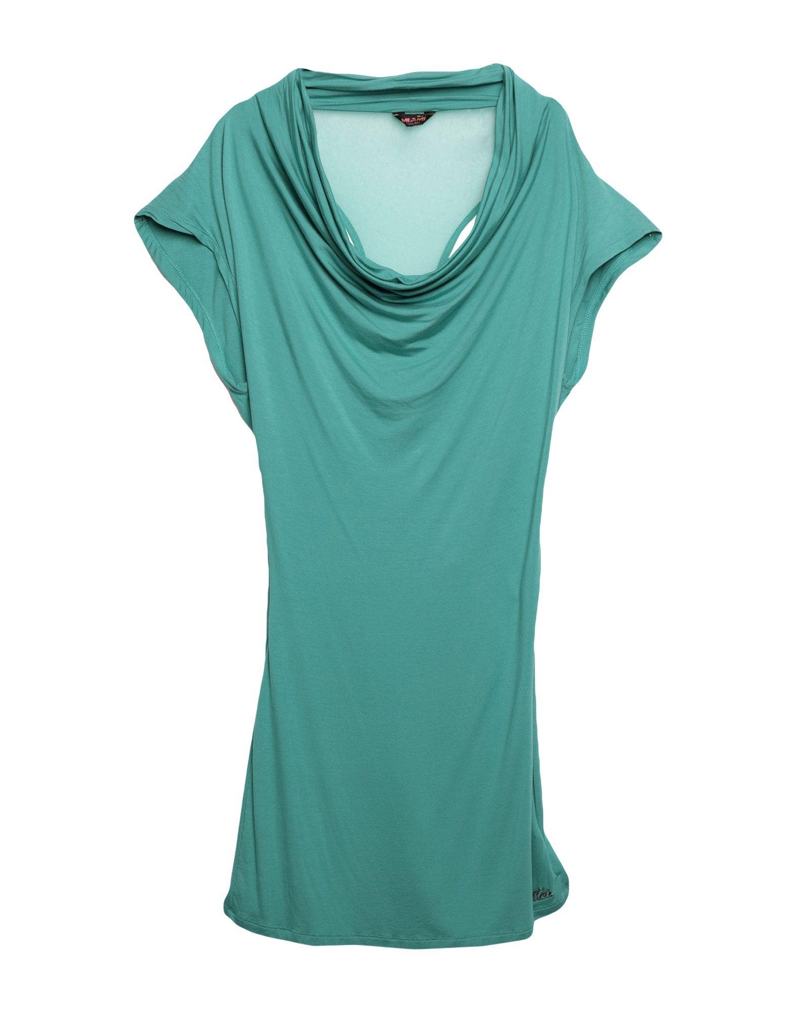 MET MIAMI COCKTAIL Damen Kurzes Kleid Farbe Tūrkis Größe 6