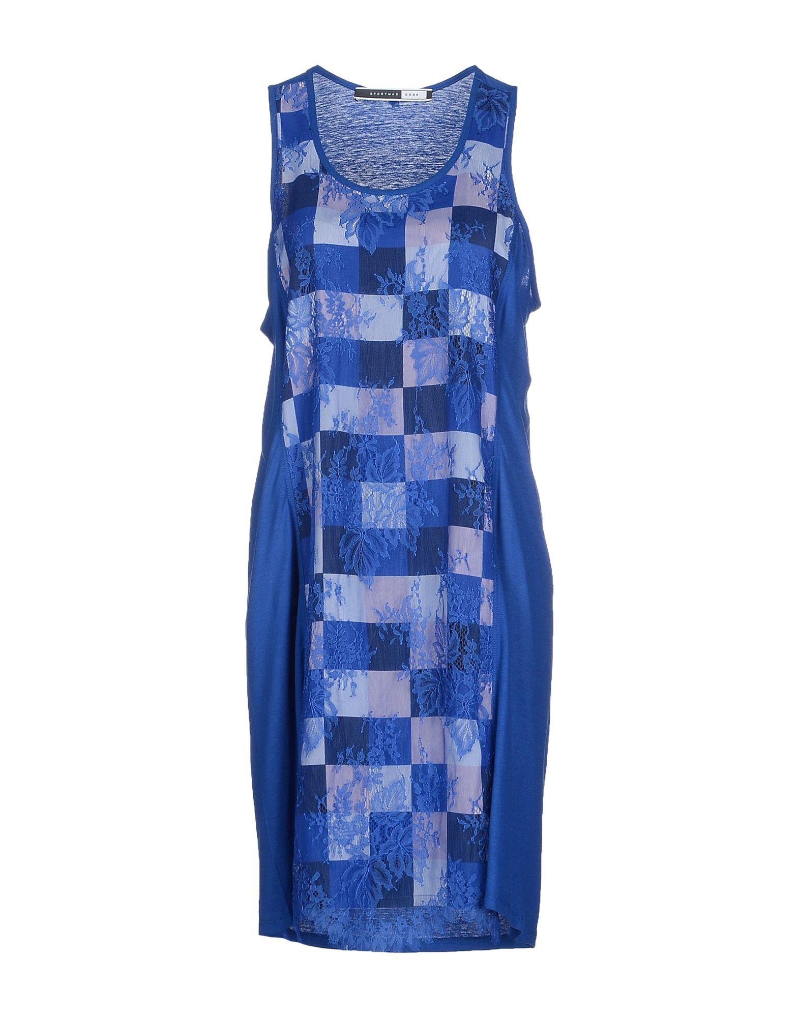 Фото - SPORTMAX CODE Короткое платье рюкзак code code co073bwbyzk6