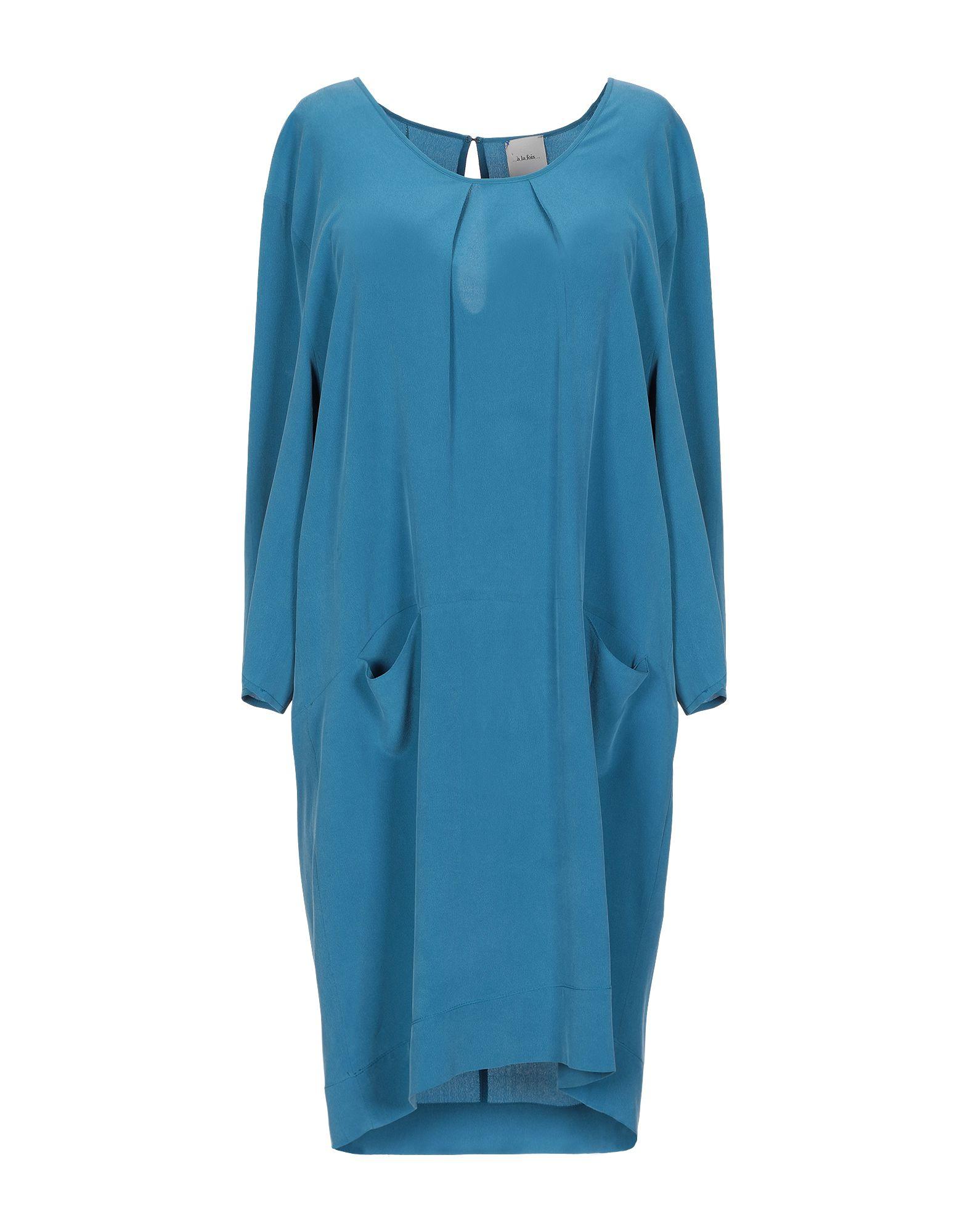 ...À_LA_FOIS... Короткое платье fornarina короткое платье