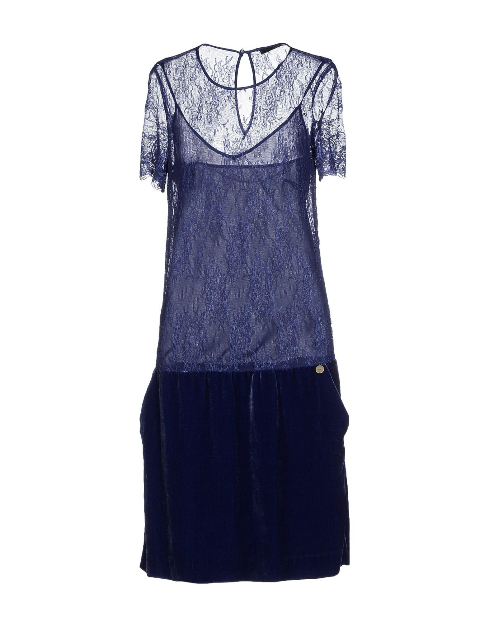 LIU •JO Платье до колена charli платье до колена
