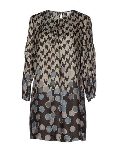 Фото CALIBAN RUE DE MATHIEU EDITION Короткое платье. Купить с доставкой